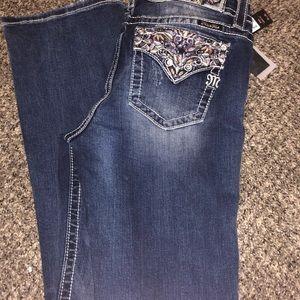 Women's/Misses Miss Me NWT jeans size 30 x 34